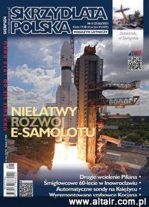 Magazyn Lotniczy - Skrzydlata Polska - miesięcznik - prenumerata kwartalna już od 12,00 zł