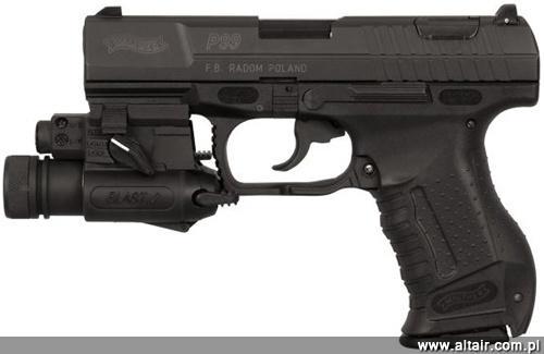 10 tys. pistole... P99 Pistol