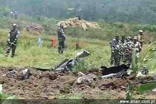 Crash d'avions Militaire étrangers Mig21indie