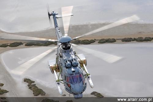 l'hélicoptère EC725  Pics