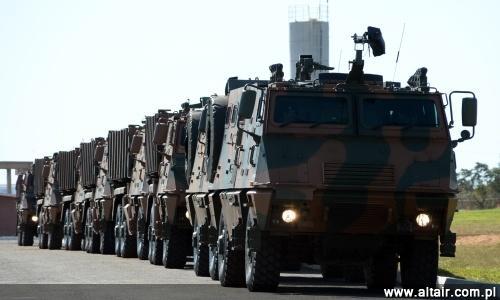 Armée Brésilienne  Astros