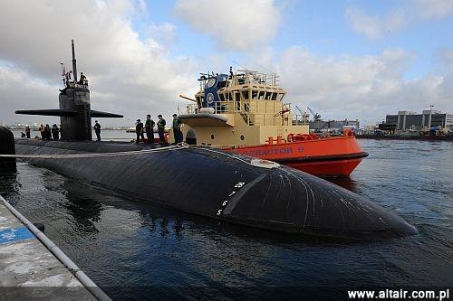 e88e1ac8f7963 Po 33 latach służby wycofano z linii USS Albuquerque, 19. atomowy okręt  podwodny typu