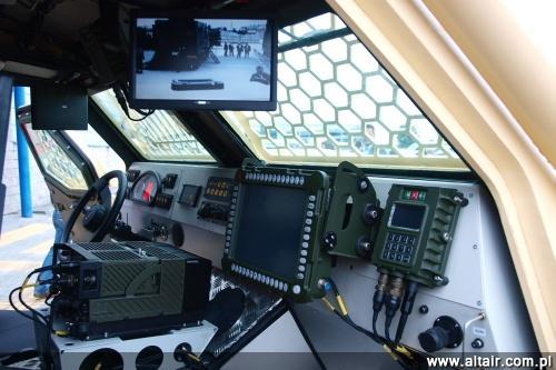 """На выставке в Чехии представили новый украинско-польский бронеавтомобиль """"Онцилла"""" - Цензор.НЕТ 5436"""